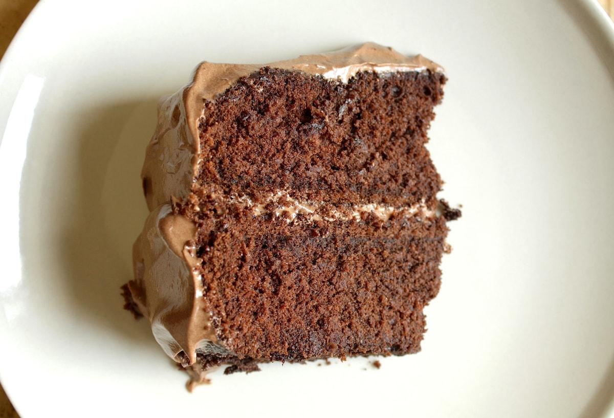 Emily Luchetti Chocolate Cake