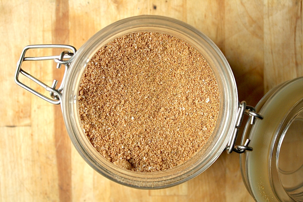 Simple Barbecue Dry Rub | The Hungry Hutch