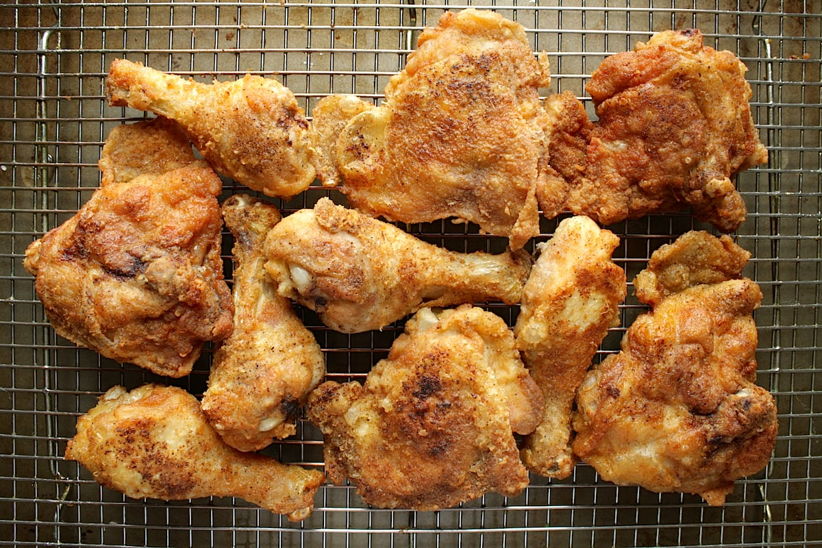 How to Make: Fried Chicken