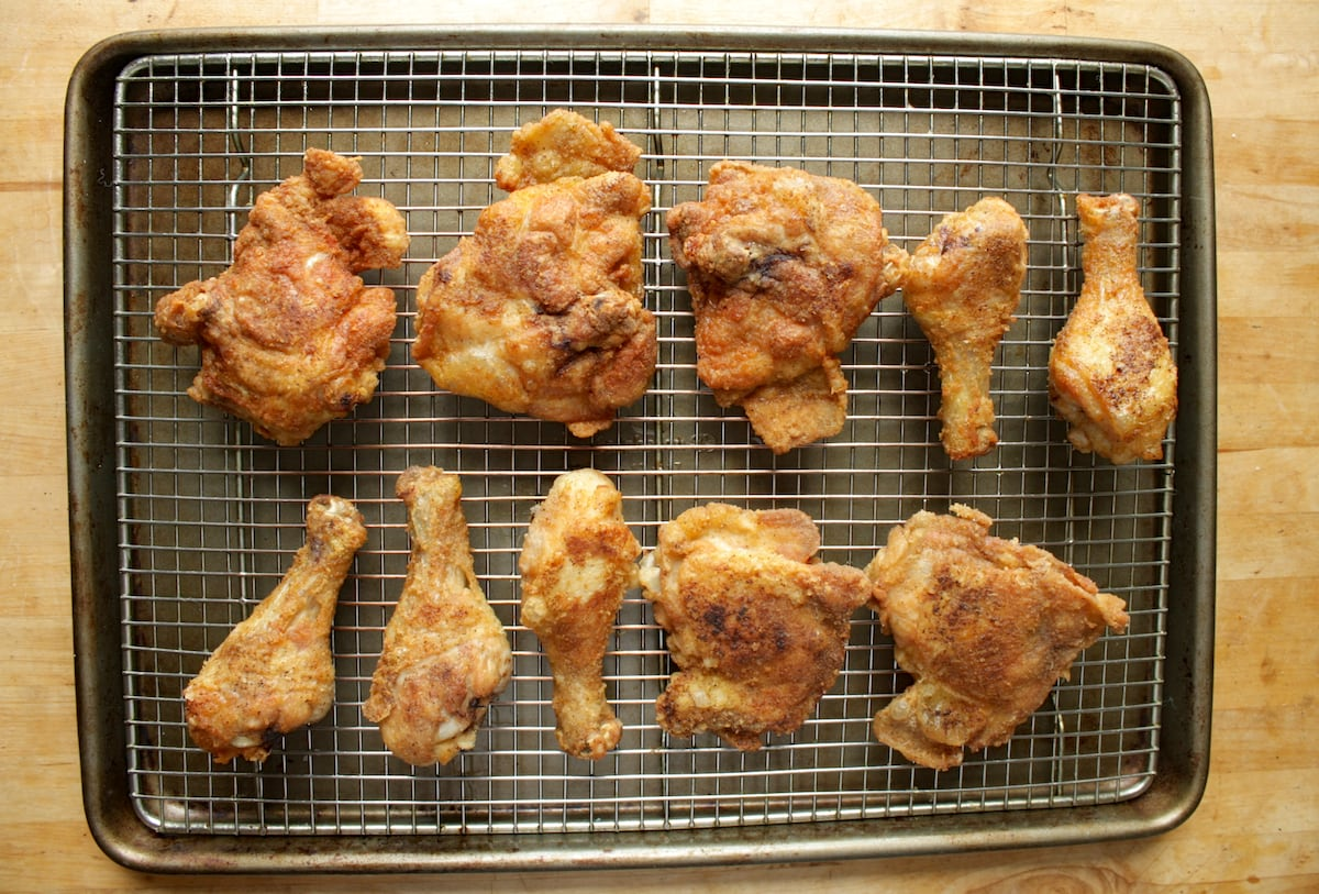 How To Make Fried Chicken The Hungry Hutch
