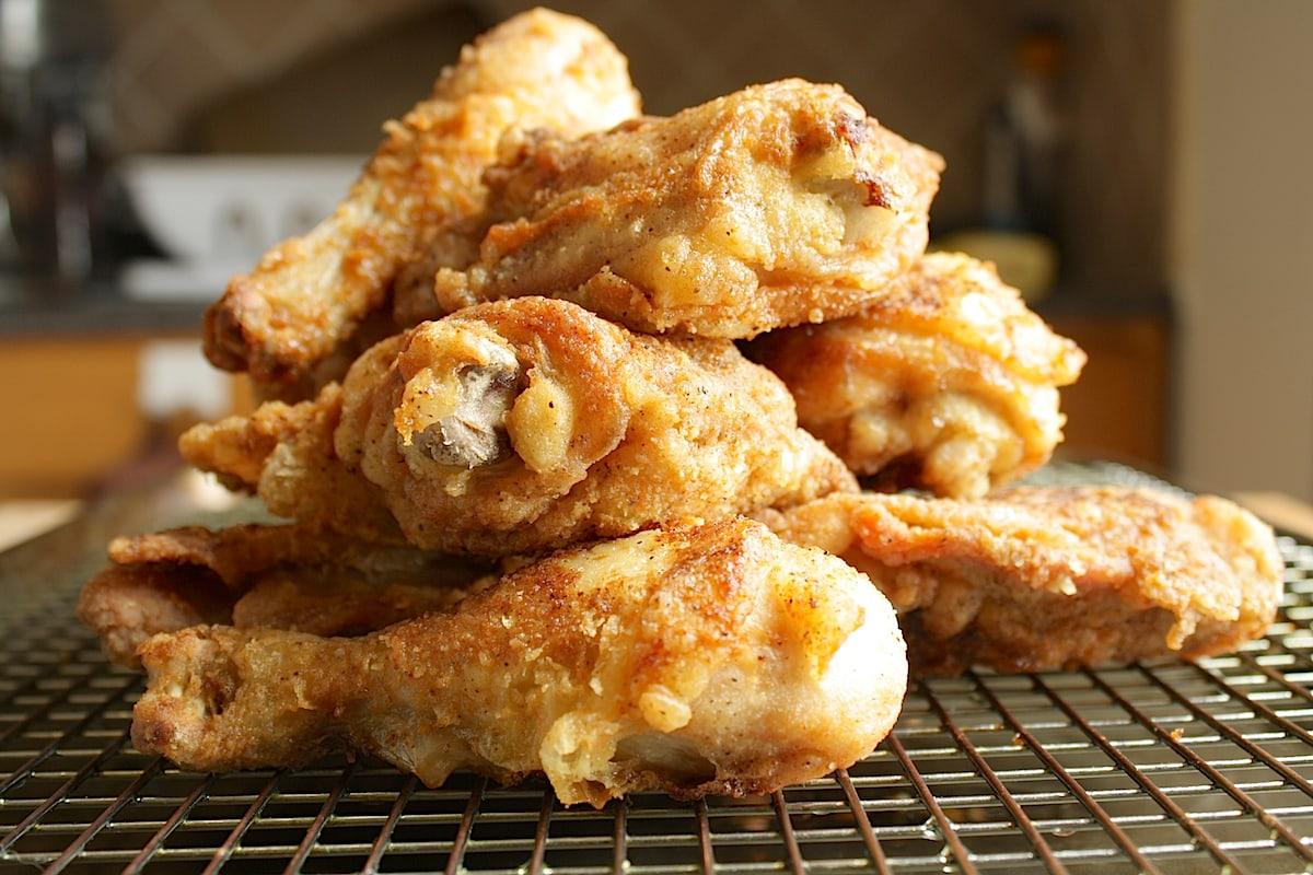 how to make chicken fried chicken