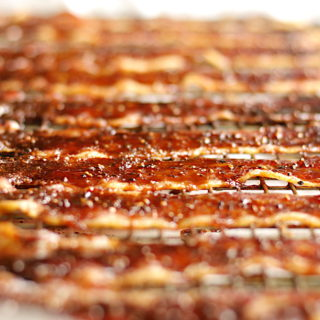 Brown Sugar Glazed Bacon