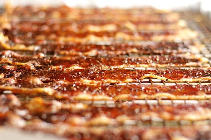 Brown Sugar Glazed Bacon Recipe
