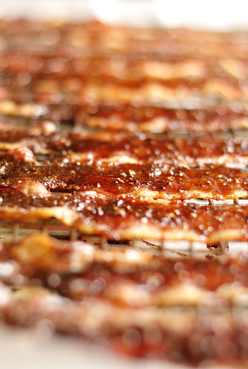 Brown Sugar Glazed Bacon Recipe