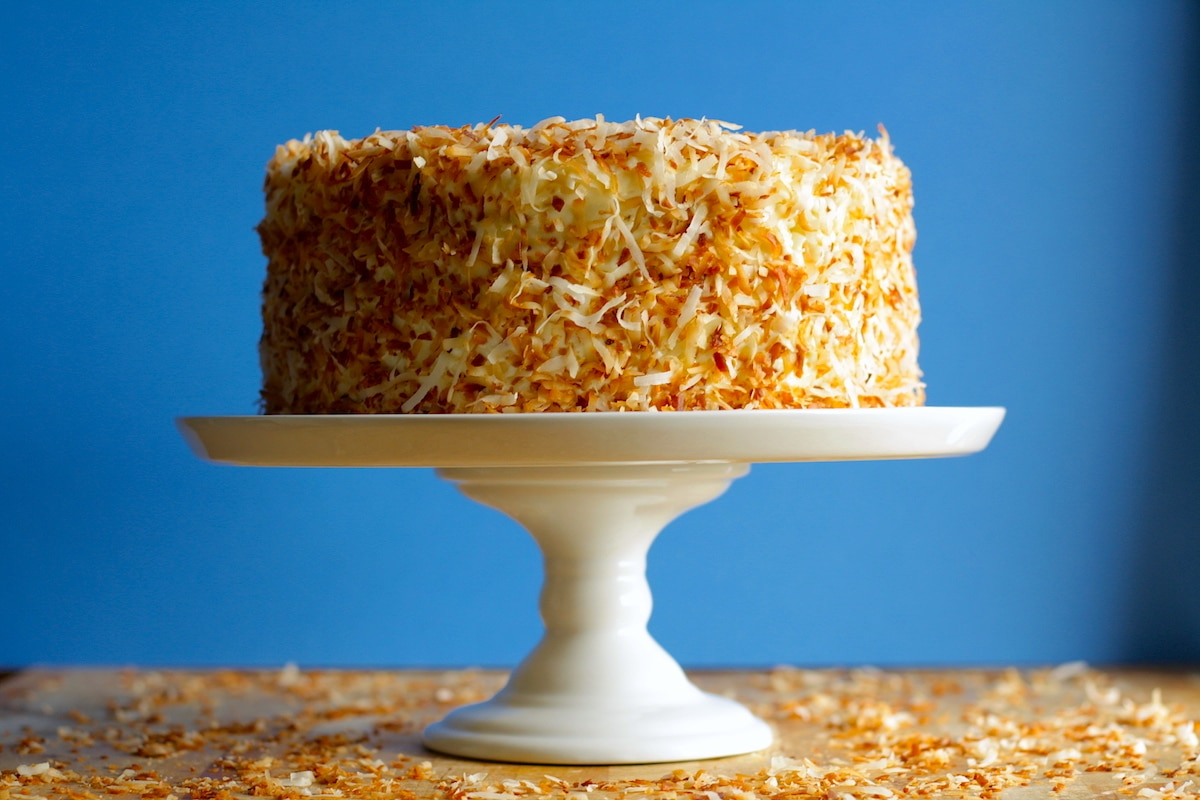 Coconut Cake Recipe