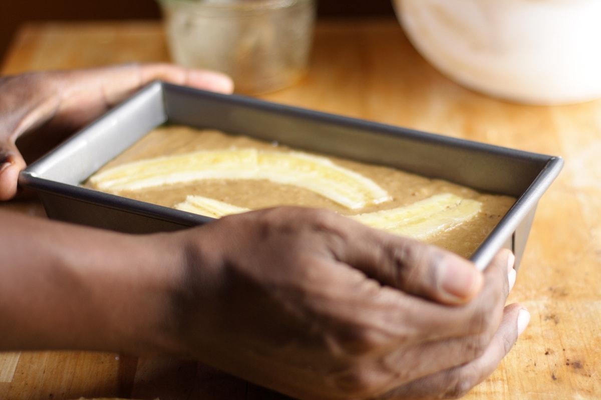 Brown-Butter Banana Bread Recipe