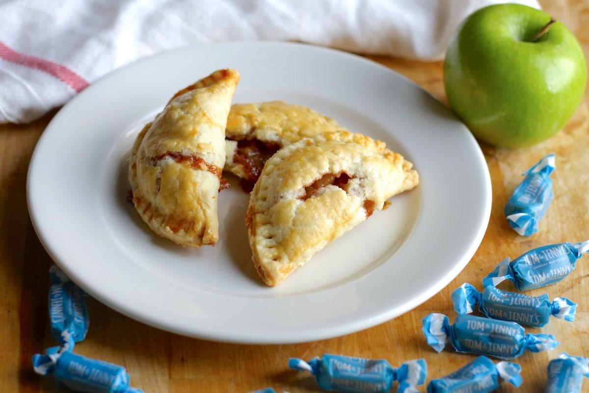 Caramel Apple Hand Pies Recipe