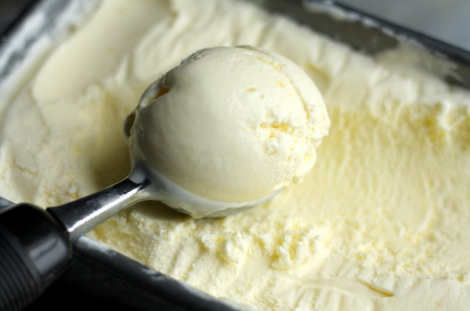 Mascarpone Ice Cream Recipe