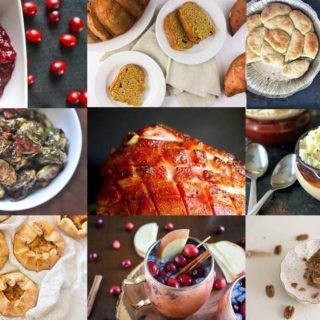 Black Food Blogger Thanksgiving Recipe Roundup