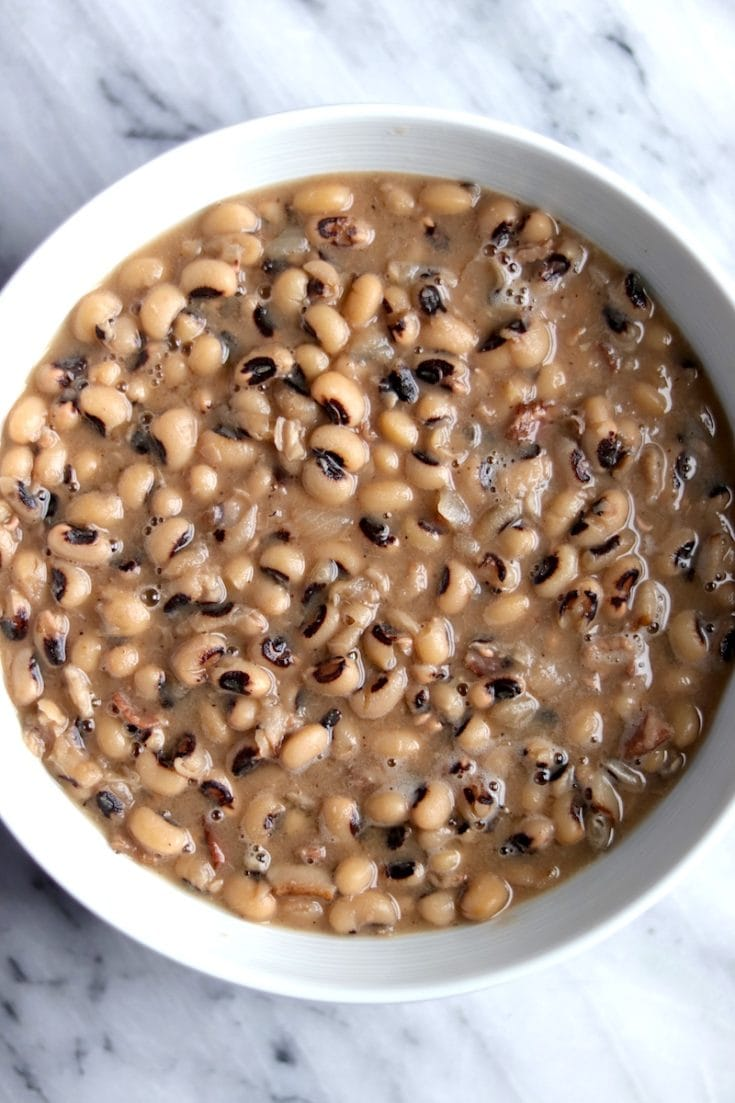 Black Eyed Peas Recipe The Hungry Hutch